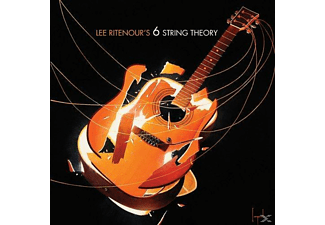 Lee Ritenour - 6 STRING THEORY - (Vinyl)