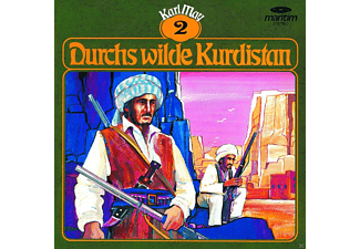 Karl May - Karl May Klassiker-Duchs wilde Kurdistan - (CD)
