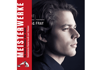 David Fray - Impromptus/Moments Musicaux - (CD)