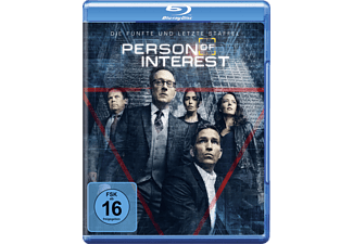 Person of Interest - 5. Staffel - (Blu-ray)