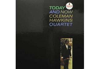 Coleman Quartet Hawkins - Today & Now - (Vinyl)