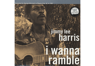 Jimmy Lee Harris - I Wanna Rammle - (Vinyl)