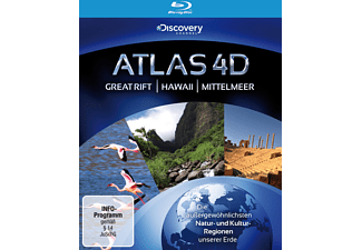 Discovery Atlas 4D - (Blu-ray)