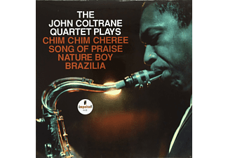 The John Coltrane Quartet - John Coltrane Quartet Plays - (Vinyl)