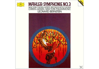 Christa Ludwig, New York Choral Artists, Brooklyn Boys Chorus, New York Philharmonic - MAHLER SYMPHONIE NO 3 - BOX - (Vinyl)