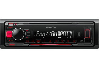 KENWOOD KMM-203 Autoradio (1 DIN, 50 Watt)