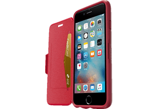 OTTERBOX 77-53630 Symmetry iPhone 6, iPhone 6s Handyhülle, Rot