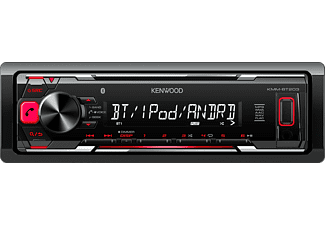 KENWOOD KMM-BT203 Autoradio 1 DIN, 50 Watt