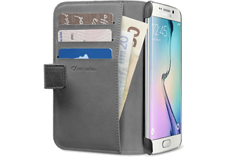 CELLULAR-LINE Book Agenda Galaxy S6 edge Zwart