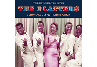 The Platters - Debut Album/The Flying Platters (CD)