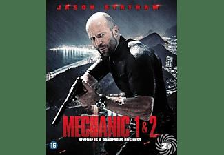 Mechanic 1&2 | Blu-ray
