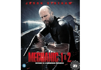 Mechanic 1-2 | Blu-ray