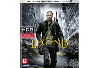I Am Legend | 4K Ultra HD Blu-ray