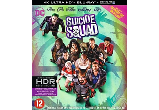 Suicide Squad | 4K Ultra HD Blu-ray