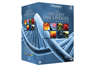 Greatest Discoveries | DVD