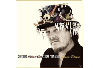 Zucchero - Black Cat Deluxe Edt.(2CD/DVD) - (CD + DVD Video)