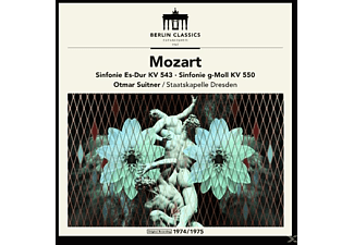 Otmar Staatskapelle Dresden Suitner - Established 1947,Mozart-Sinfonien (Remaster) [Vinyl]