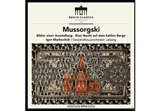 Igor/gewandhausorchester Leipzig Markevitch - Established 1947,Mussorgski (Remaster) [Vinyl]