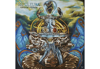 Sepultura - Machine Messiah - (Vinyl)