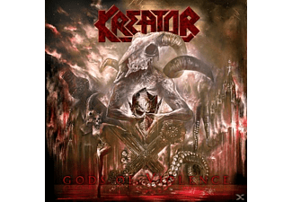 Kreator - Gods Of Violence - (CD + DVD Video)