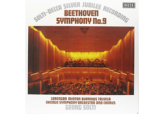 Georg Solti, Chicago So + Chorus - Symphony No. 9 - (Vinyl)