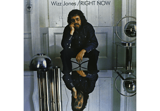Wizz Jones - Right Now - (Vinyl)