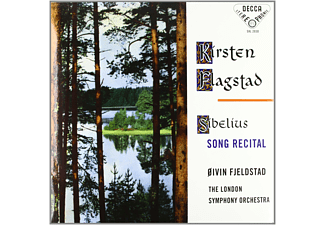 Olvin Fjelstad, Flagstad/London SO/Fjeldstad - Sibelius Song Recital - (Vinyl)