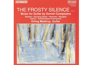 Erling Müldrup, Erling Moldrup - The Frosty Silence... - (CD)