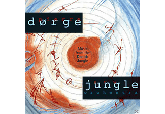 PIERRE/NEW JUNGLE ORCH. Dorge, Pierre & New Jungle Orchestra Dorge - Music Form The Danish Jungle - (CD)