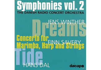 Danish Radio Conc.Orchestra - Symphonies Vol.2 - (CD)