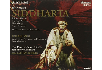 Andersen, Guillaume, Danish National Radio Symphony Orchestra - Siddharta - (CD)
