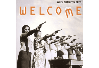 When Granny Sleeps - Welcome - (CD)