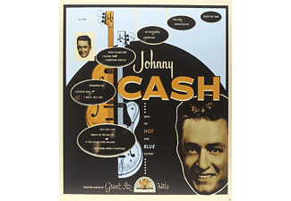 Johnny Cash - With His Hot And Blue Guitar! - (CD)