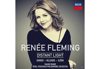 Renée Fleming, Spo - A Distant Light - (CD)
