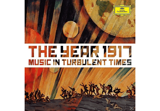 Various - 1917-Music In Turbulent Times - (CD)