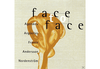Flemming Agerskov - Face To Face - (CD)