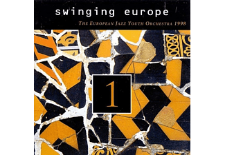 European Jazz Youth Orchestra - Swinging Europe 1 - (CD)