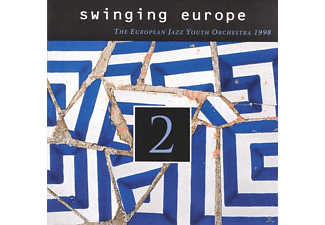 European Jazz Youth Orchestra - Swinging Europe 2 - (CD)