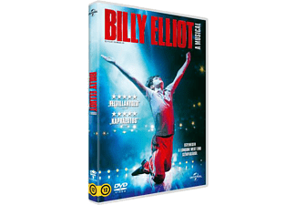 Billy Elliot – A musical (DVD)
