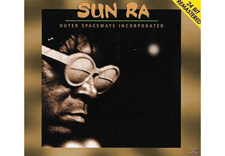 Sun Ra - Outer Spaceways Incorporated - (CD)