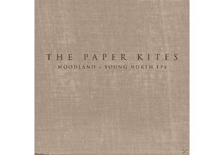 Paper Kites - Wooland & Young North Eps - (CD)
