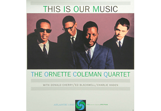 Ornette Coleman - This Is Our Music -Hq- - (Vinyl)