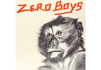 Zero Boys - Monkey - (LP + Download)