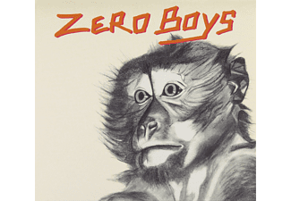 Zero Boys - Monkey - (CD)