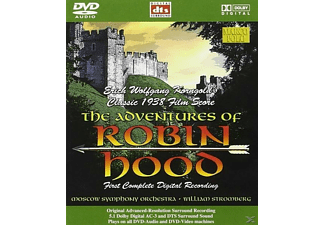 Moscow Symphony Orchestra, Stromberg/Moskau So - Adventures Of Robin Hood - (DVD-Audio Album)