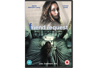 Friend Request DVD