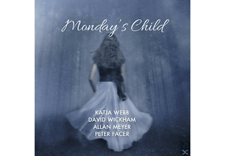 Katja Webb - Monday's Child - (CD)