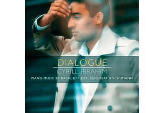 Cyrill Ibrahim - Dialogue - (CD)
