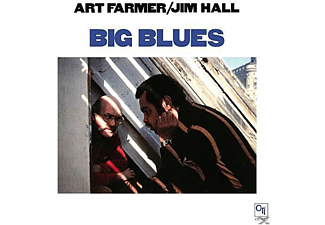 Art Farmer & Jim Hall - Big Blues - (Vinyl)
