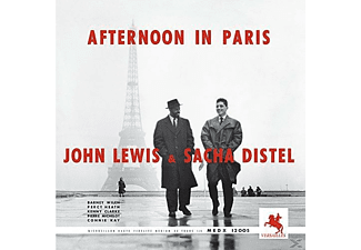 John Lewis, Sacha Distel - Afternoon in Paris - (Vinyl)